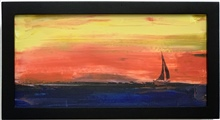 Sunset Sail I