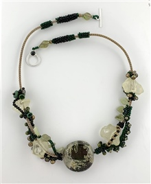 Forest Floor Necklace